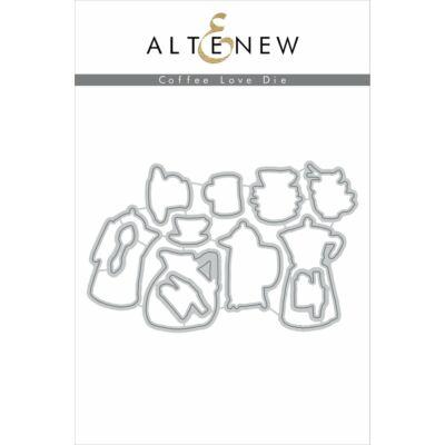 Altenew Die Set - Coffee Love