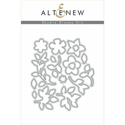Altenew Doodle Blooms Stamp Set