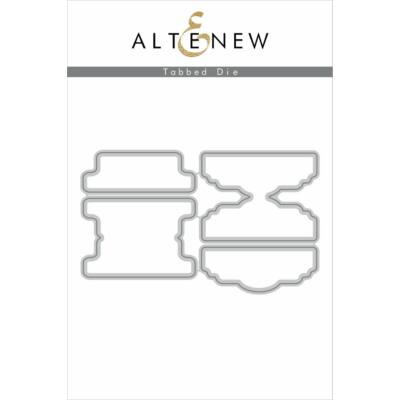 Altenew Die Set - Tabbed