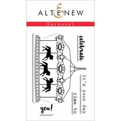 Altenew Carousel Stamp Set