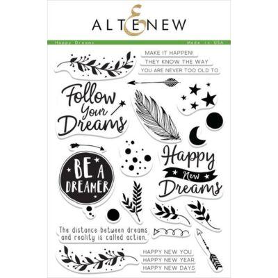 Altenew Happy Dreams Stamp Set