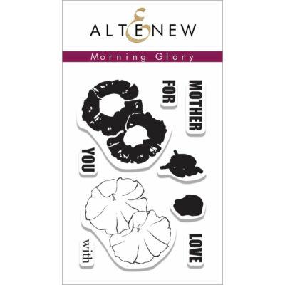 Altenew Morning Glory Stamp Set