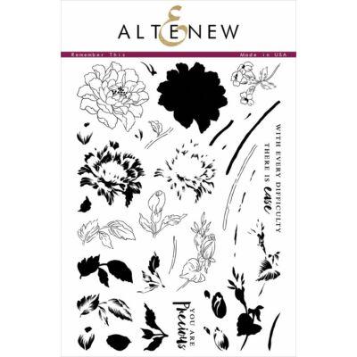 Altenew Remember This Stamp Set