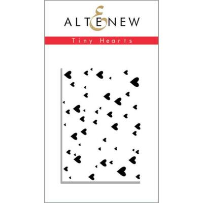 Altenew Tiny Hearts Stamp Set