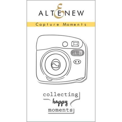 Altenew Capture Moments Stamp Set