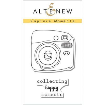 Altenew Capture Moments Stamp Set