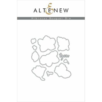 Altenew Hibiscus Bouquet Die Set