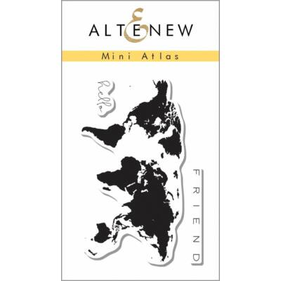Altenew Mini Atlas Stamp Set