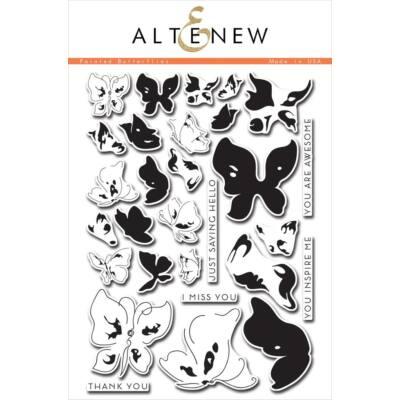 Altenew Painted Butterflies Stamp Set
