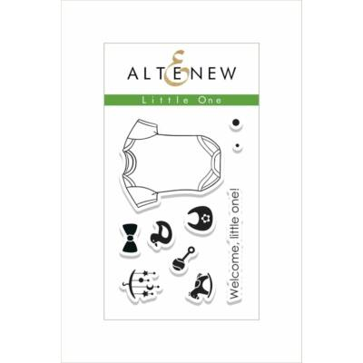 Altenew Little One Stamp Set