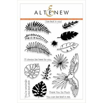 Altenew Parrot Paradise Stamp Set