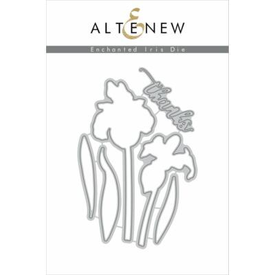 Altenew Enchanted Iris Die Set