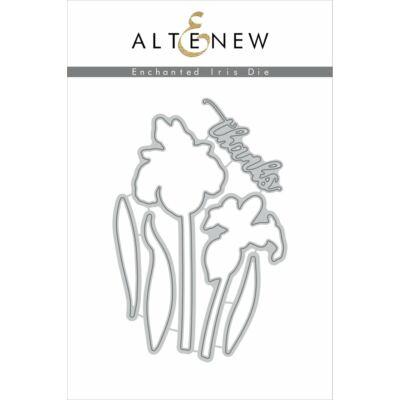 Altenew Enchanted Iris Die Set