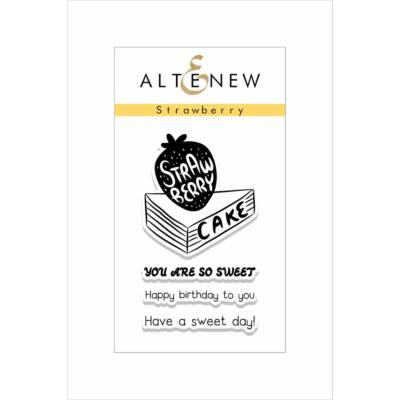 Altenew Strawberry Stamp Set