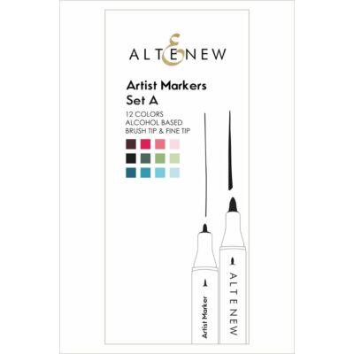 Altenew Artist Markers Set A