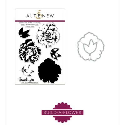 Altenew Build-A-Flower: Camellia