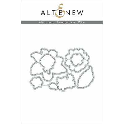 Altenew Garden Treasure Die Set