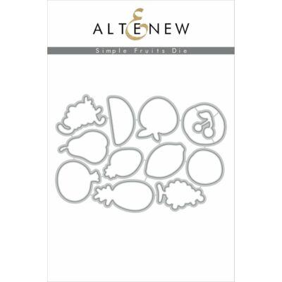 Altenew Simple Fruits Die Set
