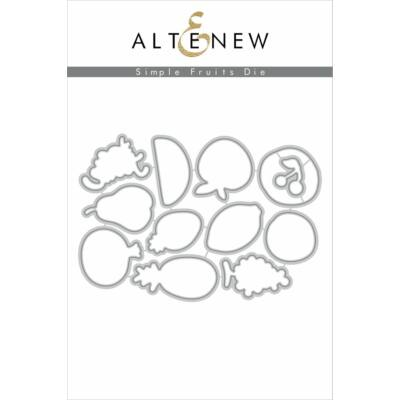 Altenew Simple Fruits Die Set