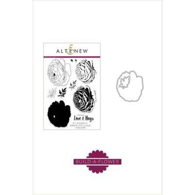 Altenew Build-A-Flower: Ranunculus
