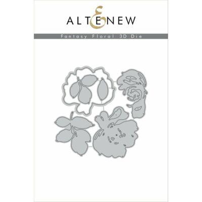 Altenew Fantasy Floral 3D Die Set