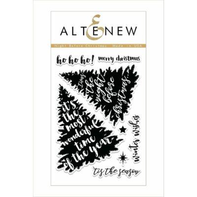 Altenew Night Before Christmas Stamp Set