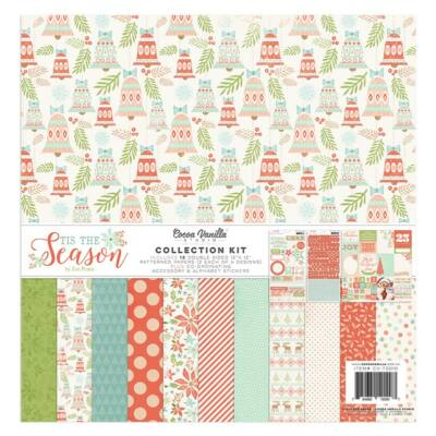 Cocoa Vanilla Studio - Tis The Season Collection Kit