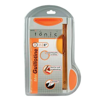 "Tonic Studios Guillotine Mini Trimmer 6"""