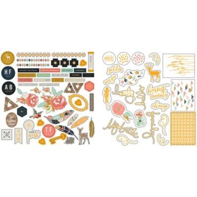 Fancy Pants Designs - Golden Days Ephemera