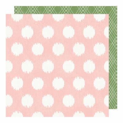 Heidi Swapp - Emerson Lane 12x12 Scrapbook Papír - Dalila