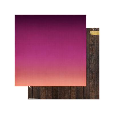Heidi Swapp - Hawthorne 12x12 Paper - Ethereal