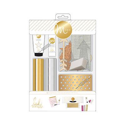 Heidi Swapp - Minc Gold Foil - Starter Kit