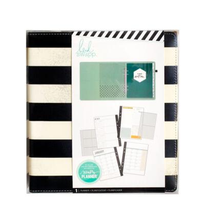 Heidi Swapp Memory Planner - csíkos