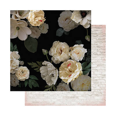 Heidi Swapp - Magnolia Jane 12x12 scrapbook papír - Magnolia