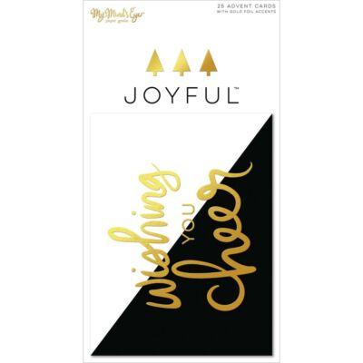 My Mind's Eye - Joyful Journal Cards