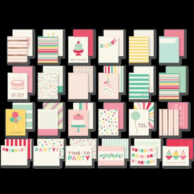 My Mind's Eye - Hooray  Journal Cards