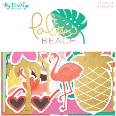 My Mind's Eye - Palm Beach Mixed Bag Epehemra
