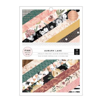 Pink Paislee - Auburn Lane 6x8 Paper Pad
