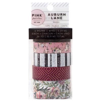 Pink Paislee - Auburn Lane Washi Set
