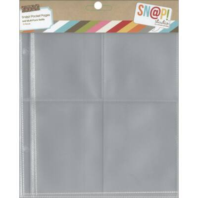 Simple Stories - SNAP Pocket Pages - Variety Pack