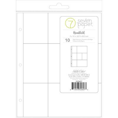Studio Calico 7Paper Handbooks 9 x 12 Photo Pockets 4x3 and 4x6