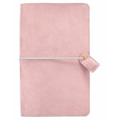 Webster's Pages Color Crush Traveler's Notebook Planner - Soft Lilac