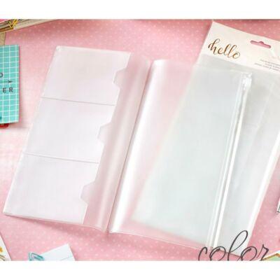 Webster's Pages Color Crush Traveler's Notebook Pocket  Insert