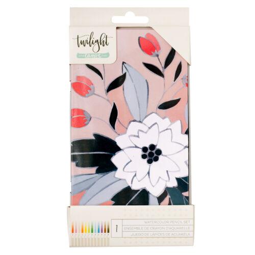 1Canoe2 - Twilight Watercolor Pencil Tin Set