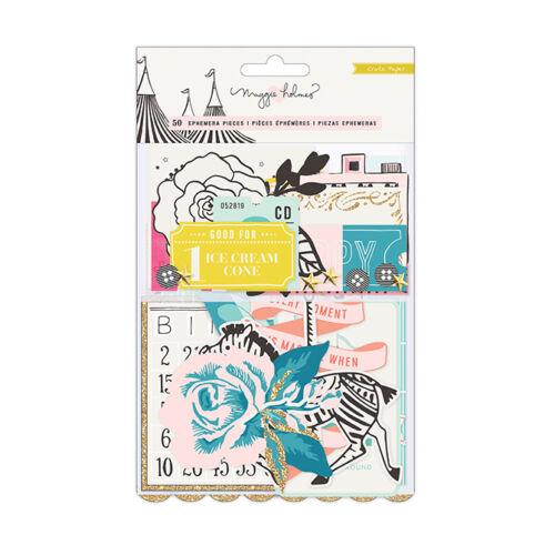 Crate Paper - Maggie Holmes Carousel Ephemera