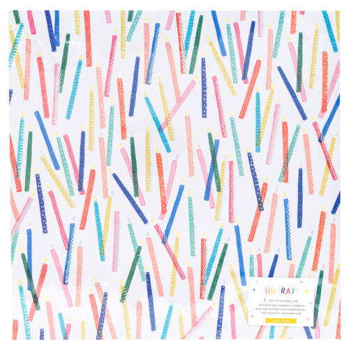 Crate Paper - Hooray 12x12 Specialty Paper