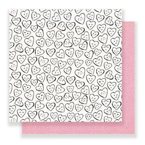 Crate Paper - Main Squeeze 12x12 Paper - Crush