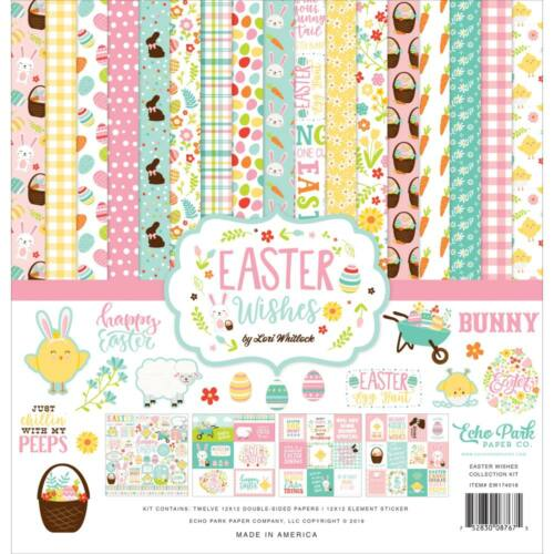 Echo Park - Easter Wishes 12x12 Collection Kit