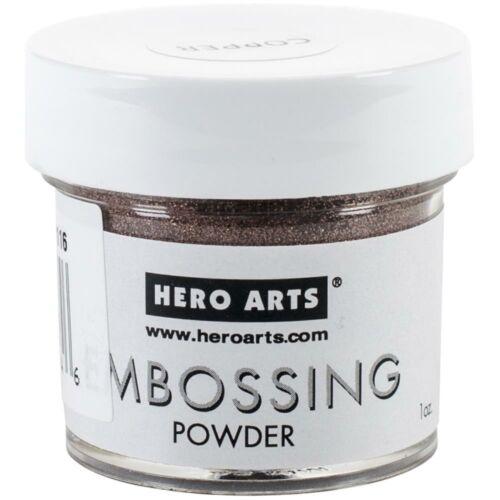 Hero Arts Embossing Powder - réz
