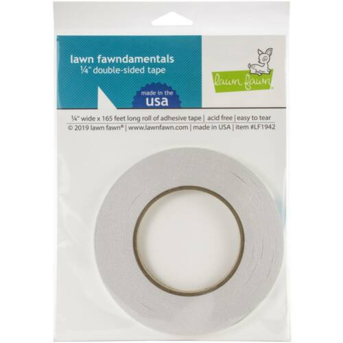 Lawn Fawndamentals Double-sided tape 6mmx50m
